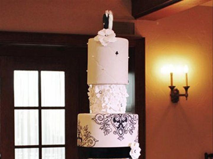 Tmx 1342505166020 GateauxStyleMSP Minneapolis wedding cake