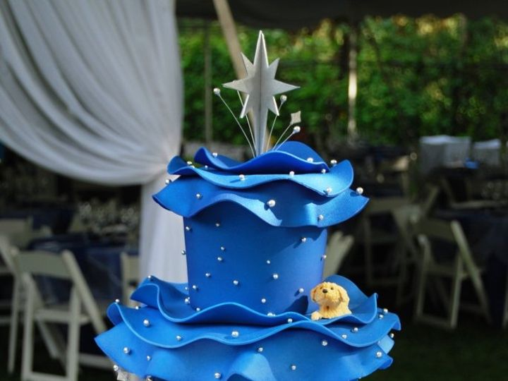 Tmx 1342505750046 VanBruntSunnyResized Minneapolis wedding cake