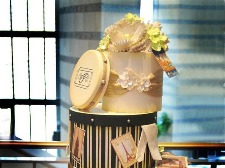 Tmx 1353024213604 GateauxHatBoxesWeb Minneapolis wedding cake