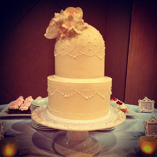 Sweet Tweets Cakery - Wedding Cake - New York, NY - WeddingWire