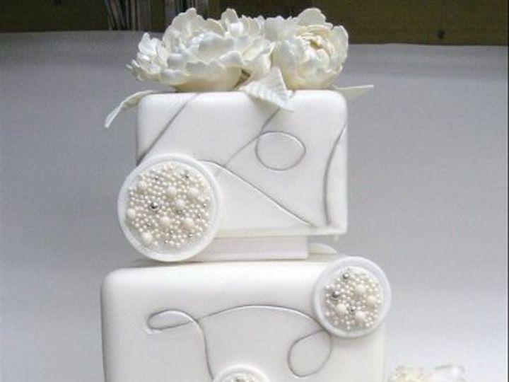 Tmx 1328215490373 AA29 Carteret, NJ wedding cake