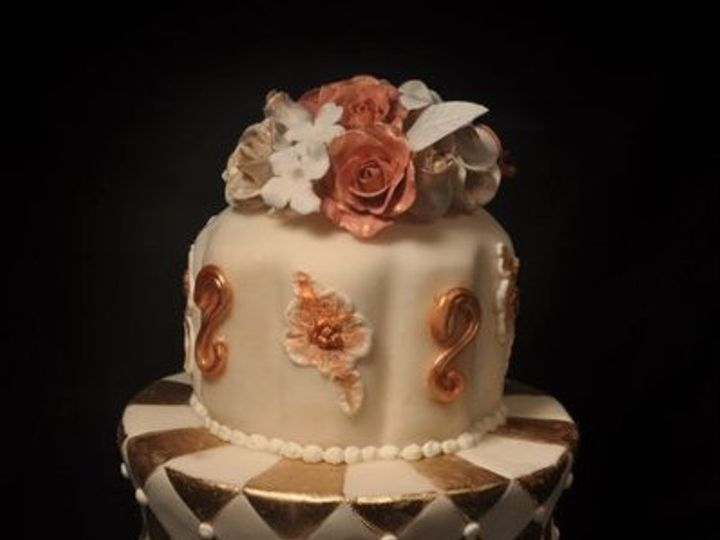 Tmx 1328219031603 AA26 Carteret, NJ wedding cake