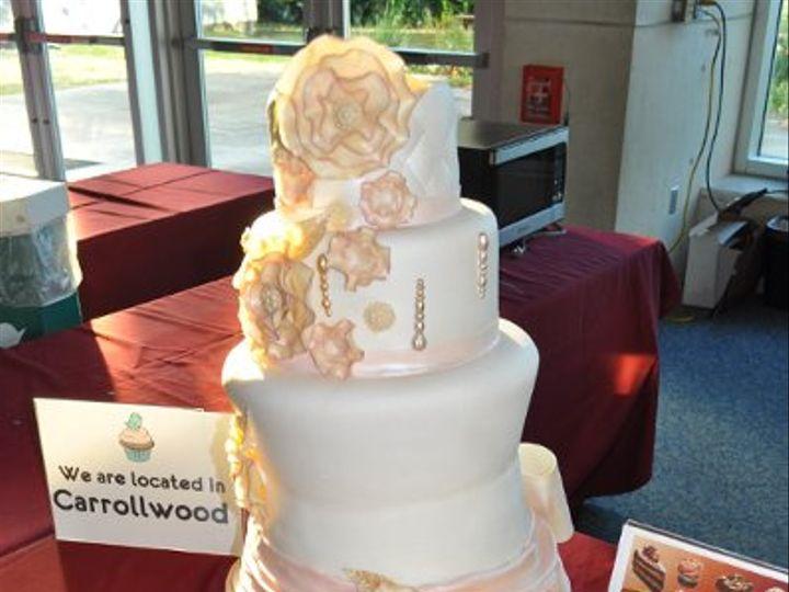 Tmx 1328219735510 DSC0131 Carteret, NJ wedding cake