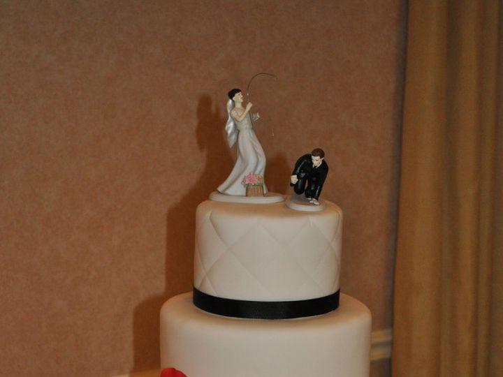 Tmx 1360985442302 DSC0273 Carteret, NJ wedding cake