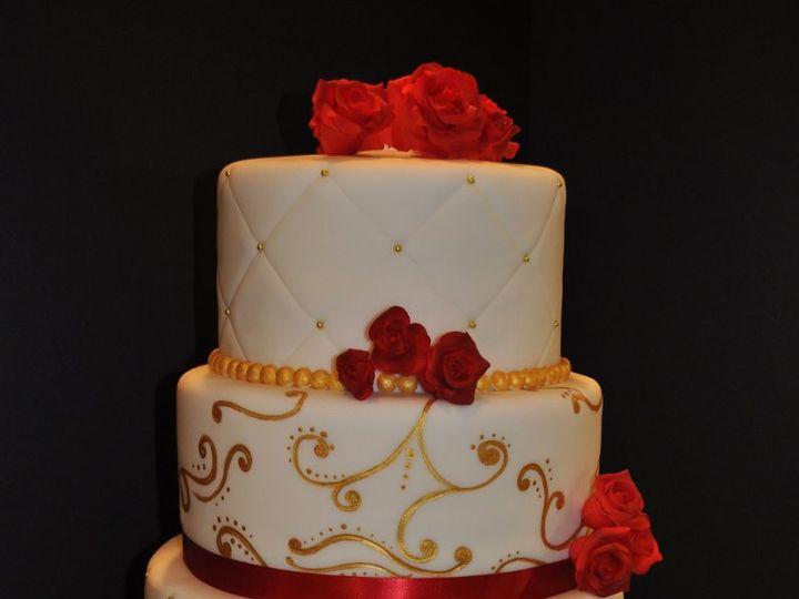 Tmx 1360985657384 DSC0654 Carteret, NJ wedding cake
