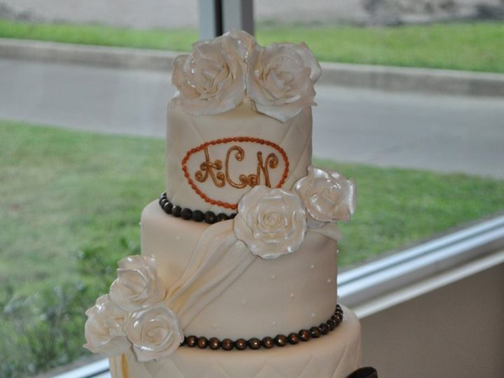 Tmx 1360985742192 DSC0546 Carteret, NJ wedding cake
