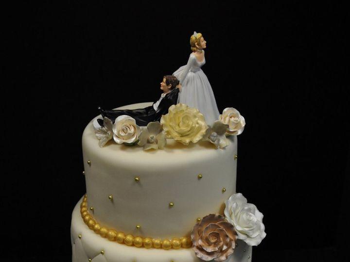 Tmx 1360986128750 DSC0819 Carteret, NJ wedding cake