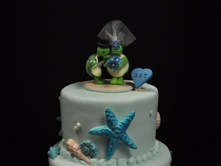 Tmx 1360986168920 DSC0813 Carteret, NJ wedding cake