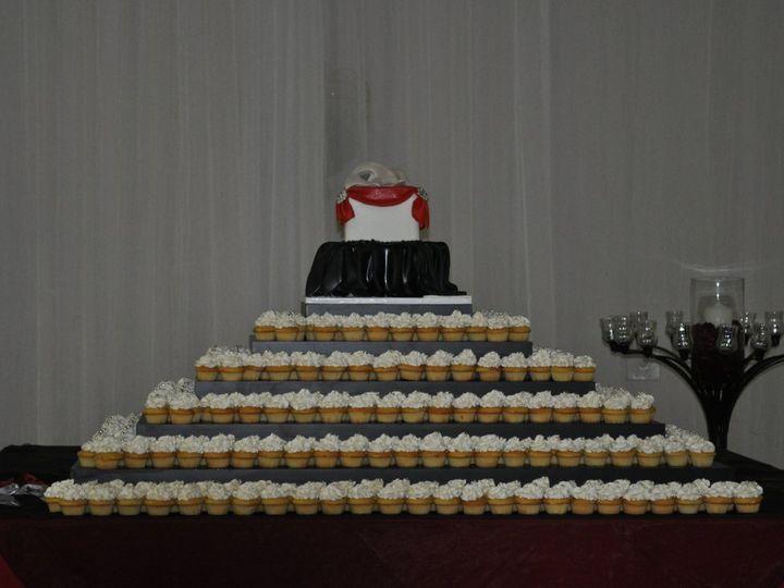 Tmx 1360986573531 DSC0102 Carteret, NJ wedding cake