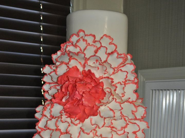 Tmx 1360986700083 DSC0378 Carteret, NJ wedding cake