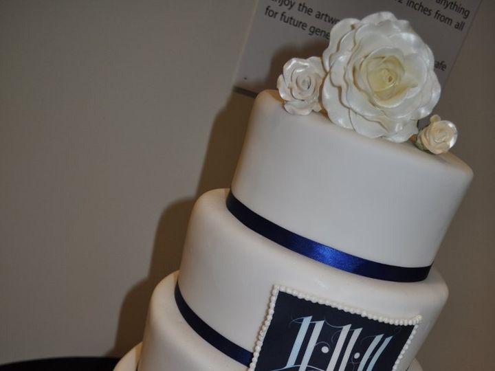 Tmx 1360987012536 DSC0725 Carteret, NJ wedding cake