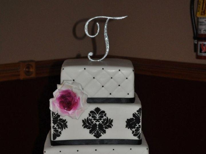 Tmx 1360987319153 DSC0167 Carteret, NJ wedding cake