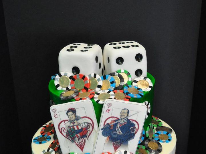 Tmx 1360987364077 DSC0070 Carteret, NJ wedding cake