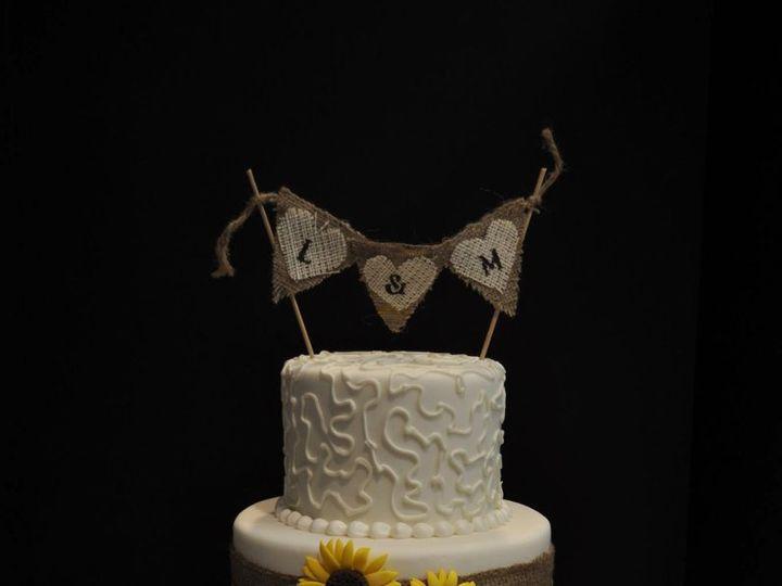 Tmx 1364256528197 8920935595049574165881593366176o Carteret, NJ wedding cake