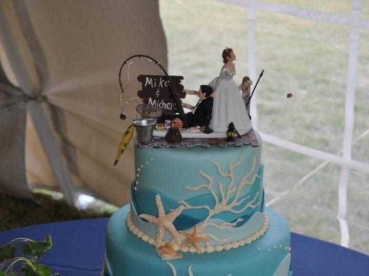 Tmx 1364256540180 89209355950496408325420434351o Carteret, NJ wedding cake