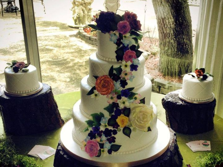 Tmx 1375630187185 Kapokspecialeventctr Carteret, NJ wedding cake