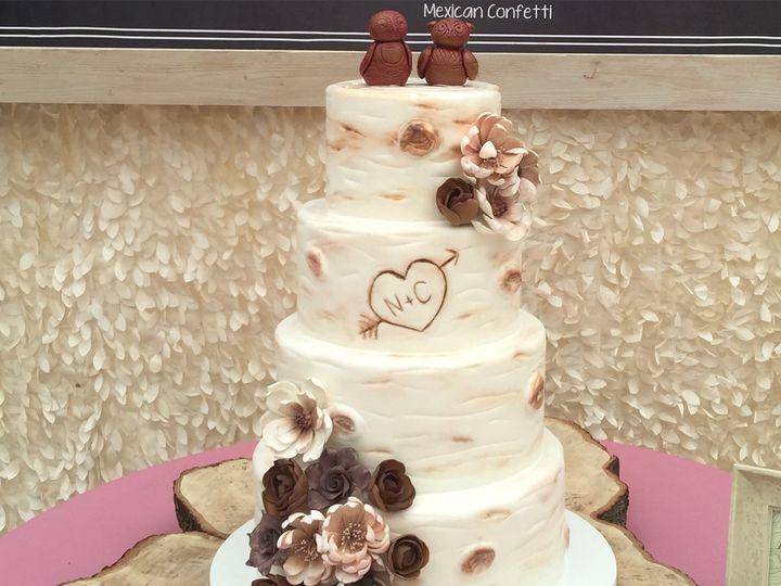 Tmx 1477419678791 Img4918 Carteret, NJ wedding cake