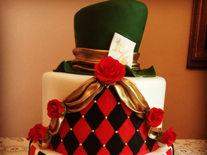 Tmx 1477419720617 Img1040 Carteret, NJ wedding cake