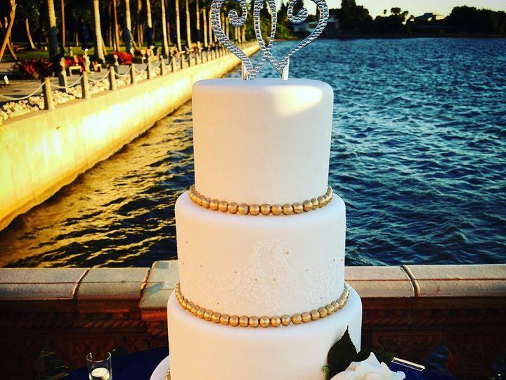 Tmx 1477419796529 Img1154 Carteret, NJ wedding cake