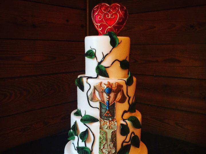 Tmx 1477419872156 Img1916 Carteret, NJ wedding cake