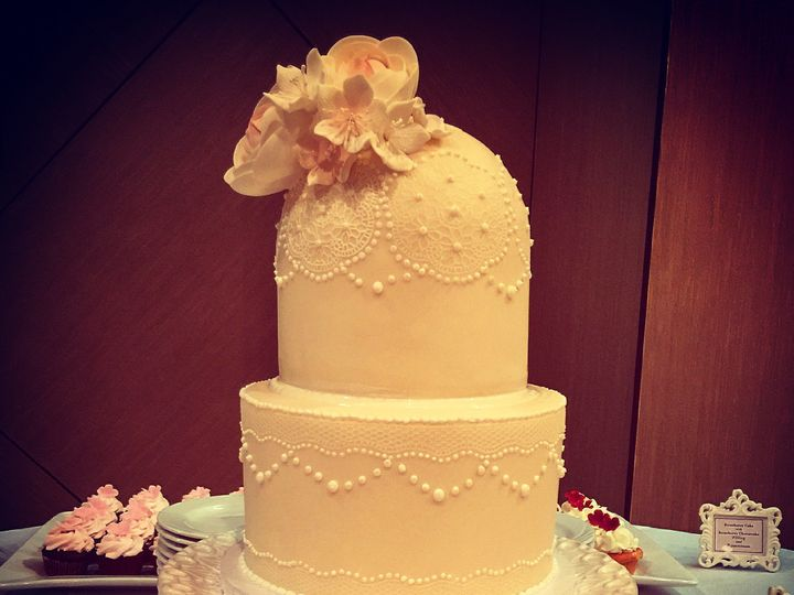 Tmx 1477419886687 Img1918 Carteret, NJ wedding cake