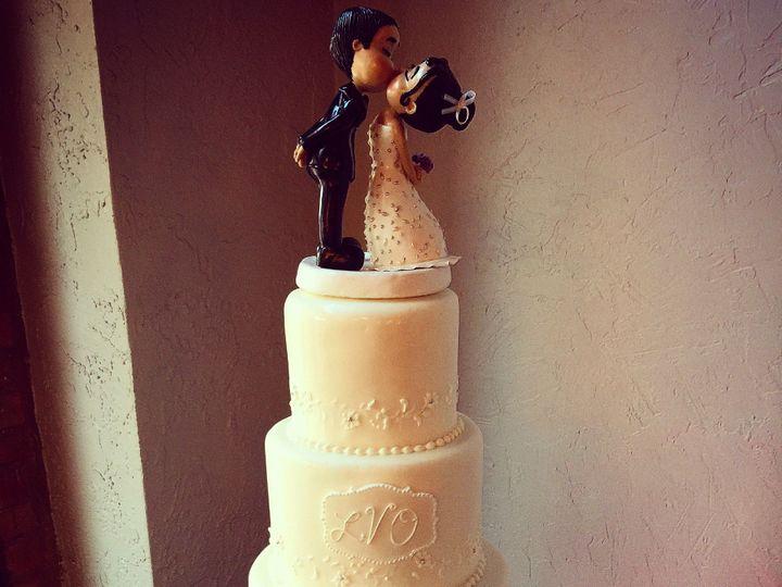 Tmx 1477419929507 Img2013 Carteret, NJ wedding cake