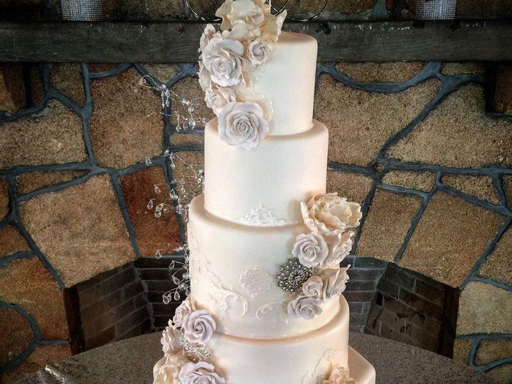 Tmx 1477419947304 Img2015 Carteret, NJ wedding cake