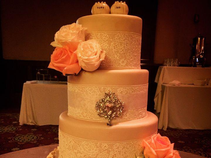 Tmx 1477419989932 Img2637 Carteret, NJ wedding cake