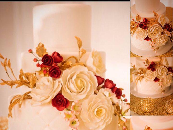 Tmx 1477420024979 Img2753 Carteret, NJ wedding cake