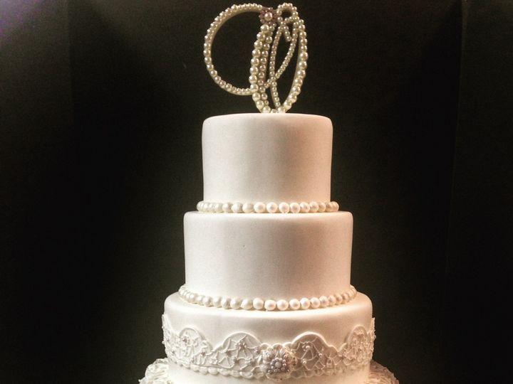 Tmx 1477420271555 Img1157 Carteret, NJ wedding cake