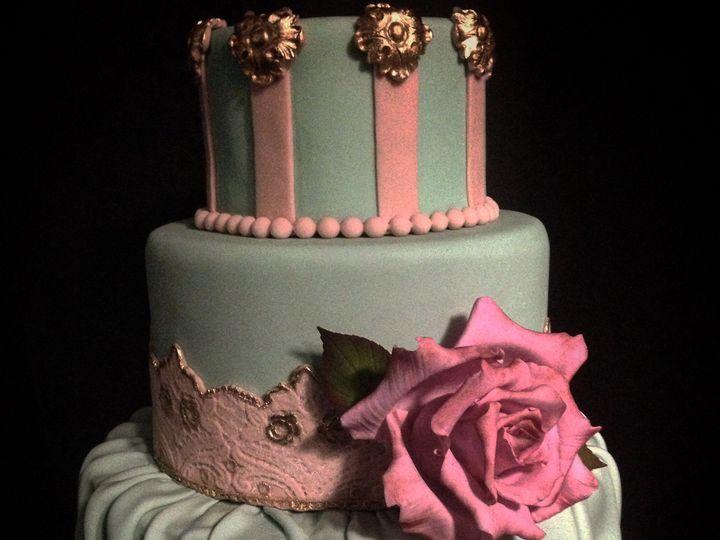 Tmx 1477420287715 Img1169 Carteret, NJ wedding cake