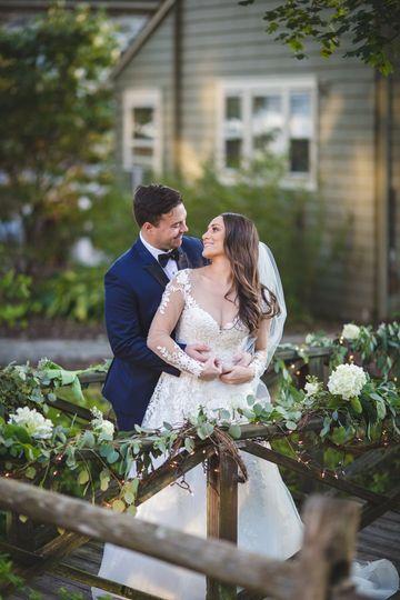 KV Texas Photo - The newlyweds