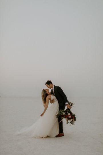 Salt Flats Bridals