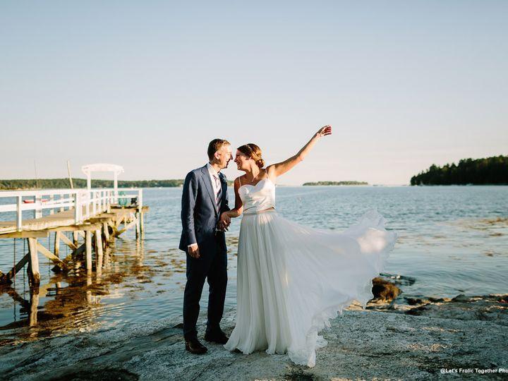 Tmx 1513974498576 Letsfrolictogether201608270611 Boothbay Harbor, ME wedding venue