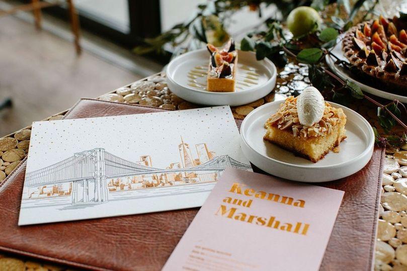 Keanna + Marshall Table Top