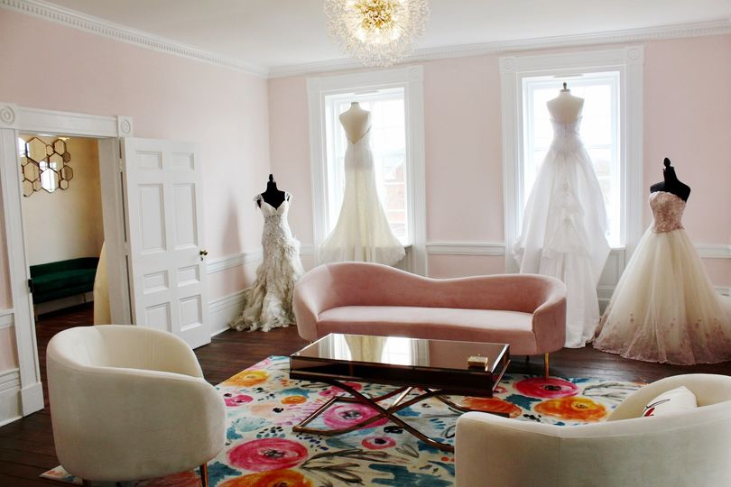 Lily Mae Bridal interior