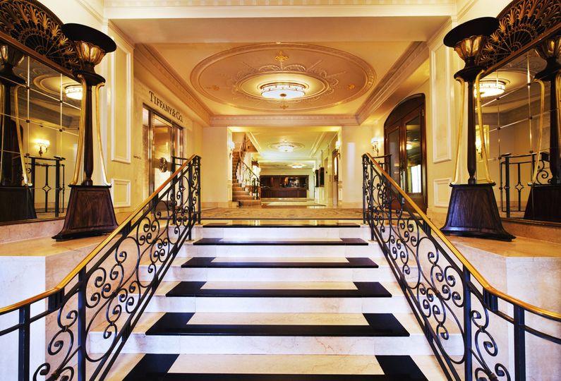 Taj lobby