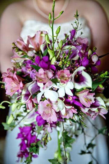 FloraWorx Nicole bouquet