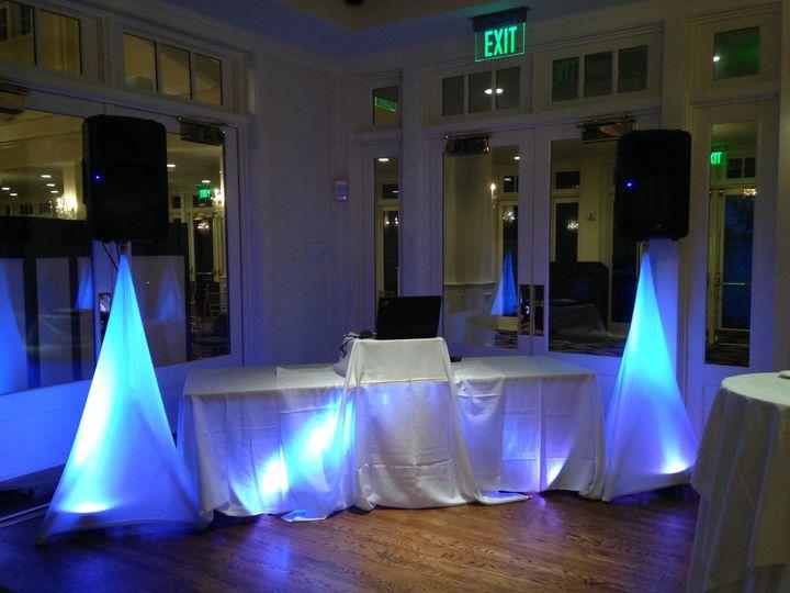 wedding dj night