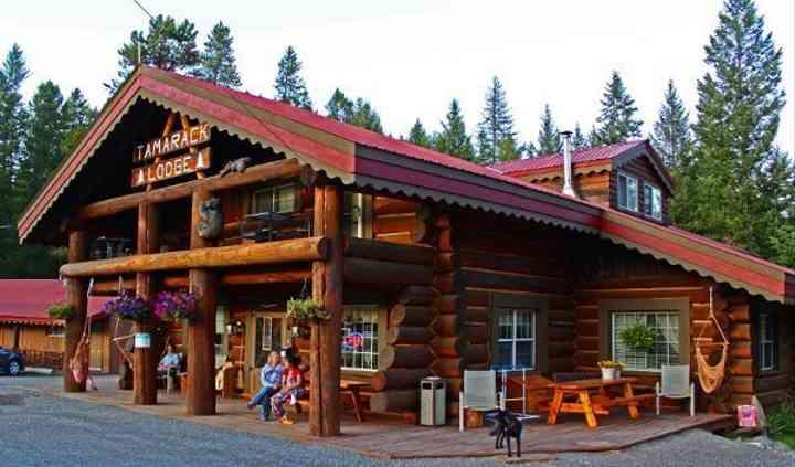Historic Tamarack Lodge & Cabins