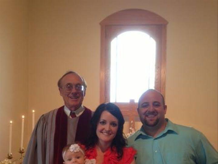 Tmx 1423249178814 Chris Baptism Milania Christine And Tony 2013 Chap Denver, CO wedding officiant
