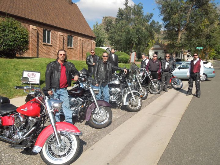Tmx 1423249557610 Chris Motorcycle Wedding Chapel Denver, CO wedding officiant