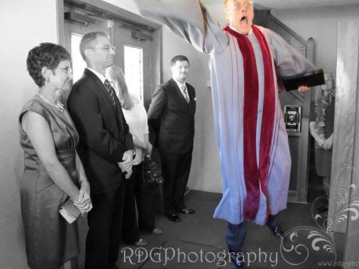 Tmx 1423249599779 Chris Screaming Jumping Denver, CO wedding officiant