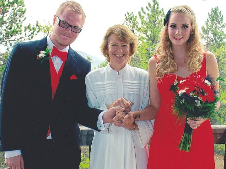 Tmx 1423249605022 Karen Brittney Josh Denver, CO wedding officiant