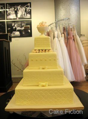Tmx 1310180723689 YellowRoseBowlWeddingCake Long Valley, New Jersey wedding cake
