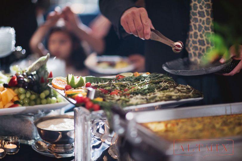 Zest Atlanta Catering