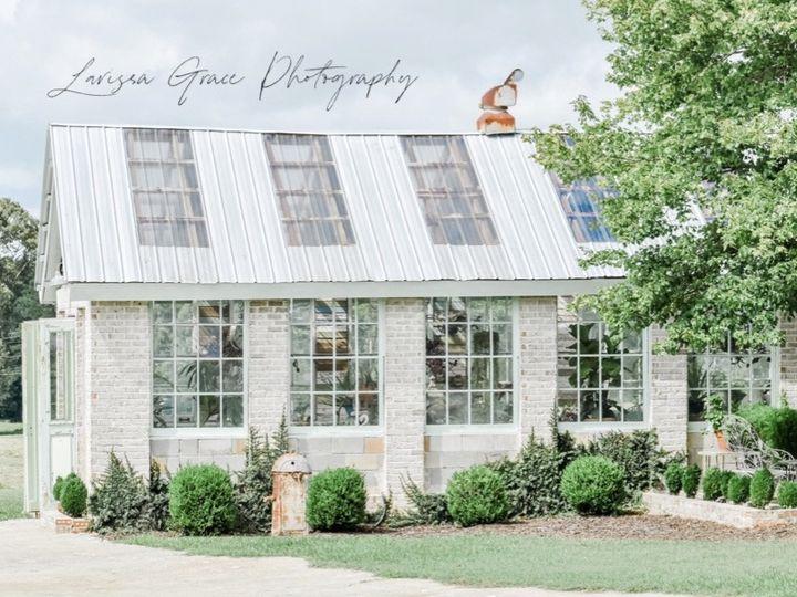 Tmx Greenhouse Side 51 729847 161005108396024 Cumming, GA wedding venue
