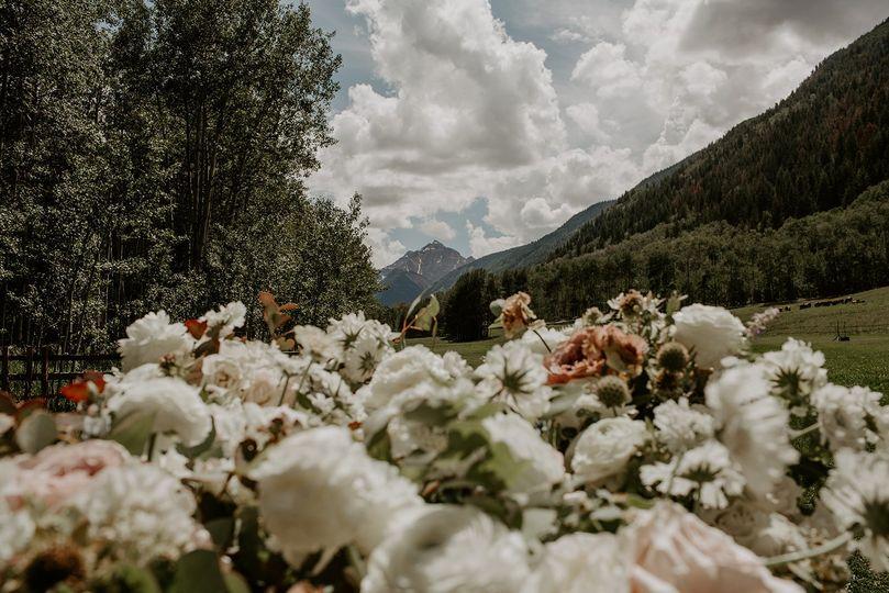 Amazing florals