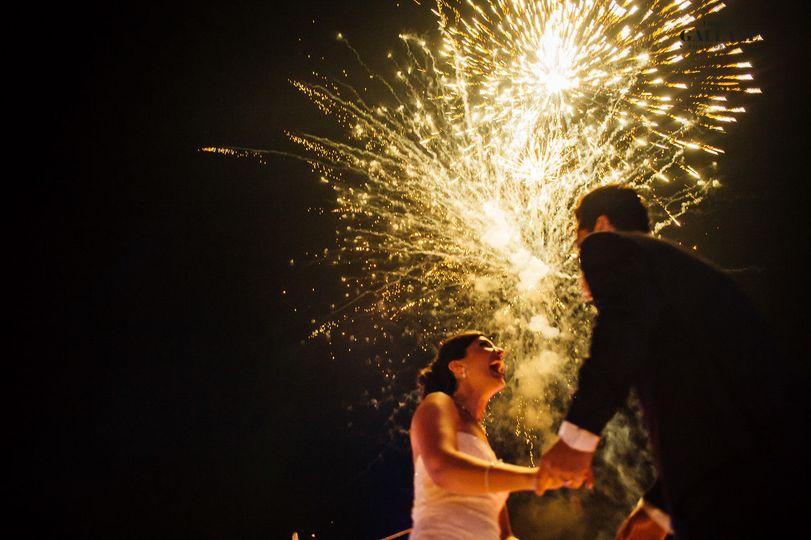 Photo Credits: Thomas Gallane   Wedding In Santorini