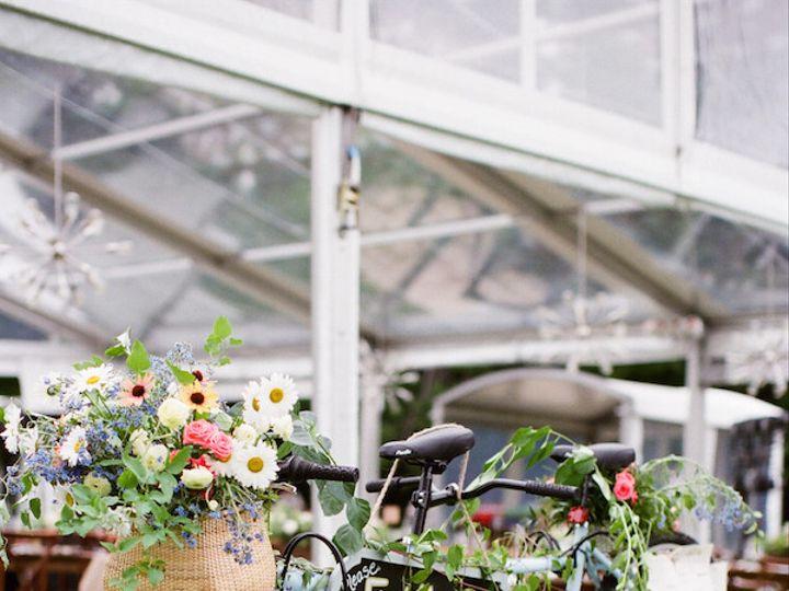 Tmx 1451933099842 Tandem Bicycle Wedding Escort Card Display Portland wedding planner